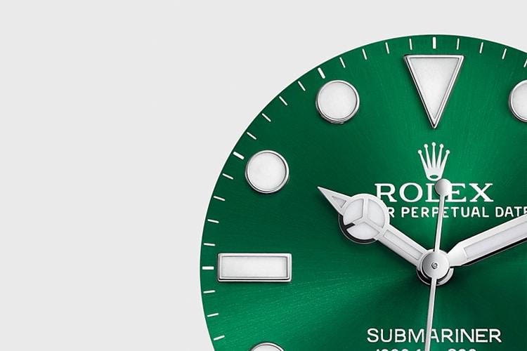 rolex hulk watch dials