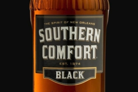 southern comfort black is spiced and fruity