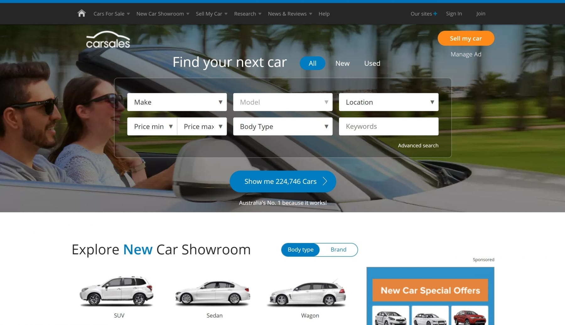New Car Sales Grand Cayman