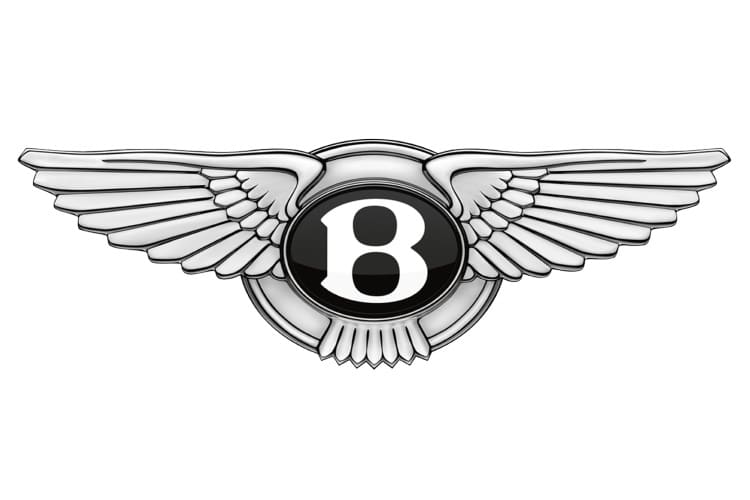 bentley car emblem with wings