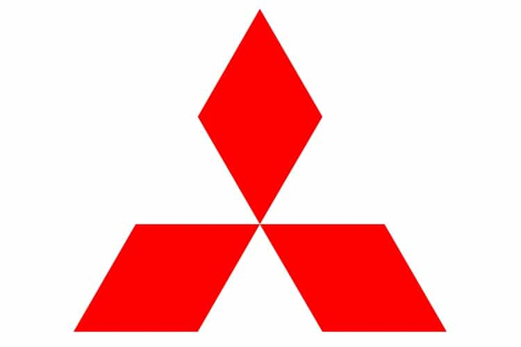 mitsubishi coat of arms