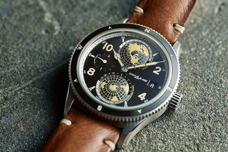 montblanc watch released