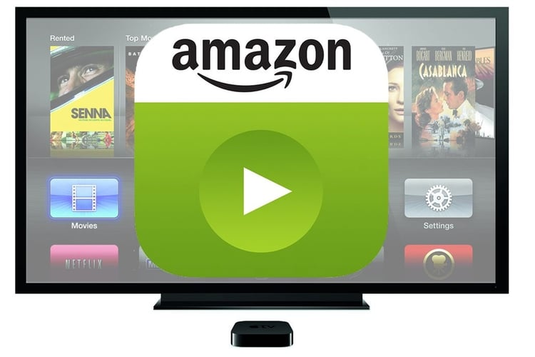 amazon prime apple tv app