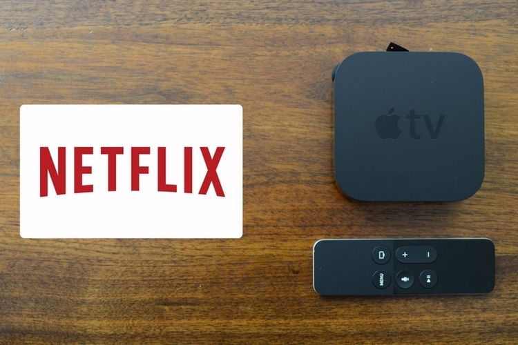 netflix apple tv app