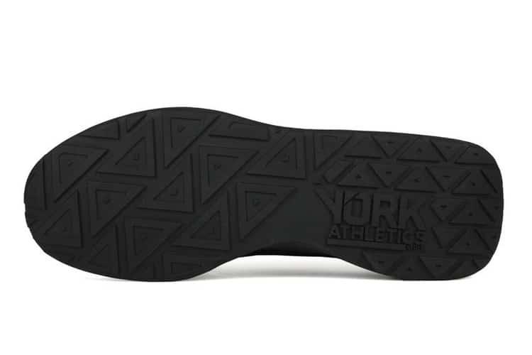 sole of york athletics mfg