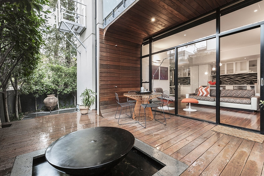 apartment with space design and location st kilda