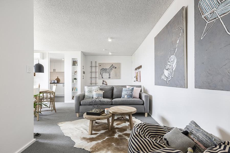 stylish beach apartment with breathtaking views saint kilda