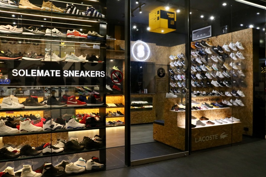 solemate sneaker boutique
