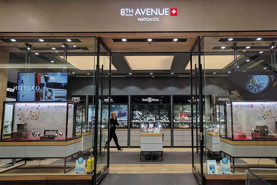 8th avenue watches co.