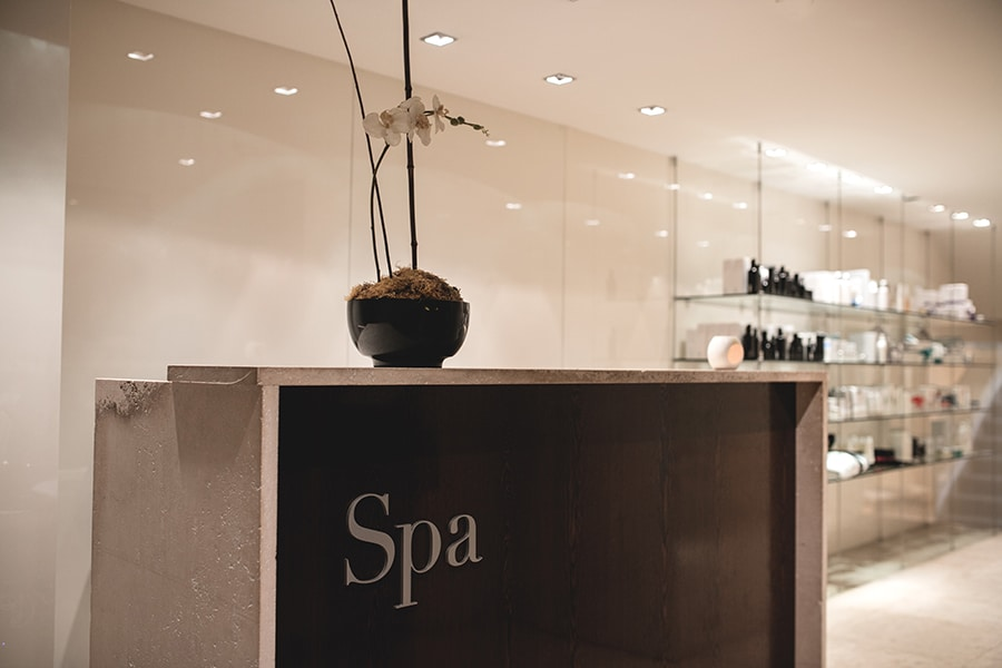 the lyall spa at the lyall hotel