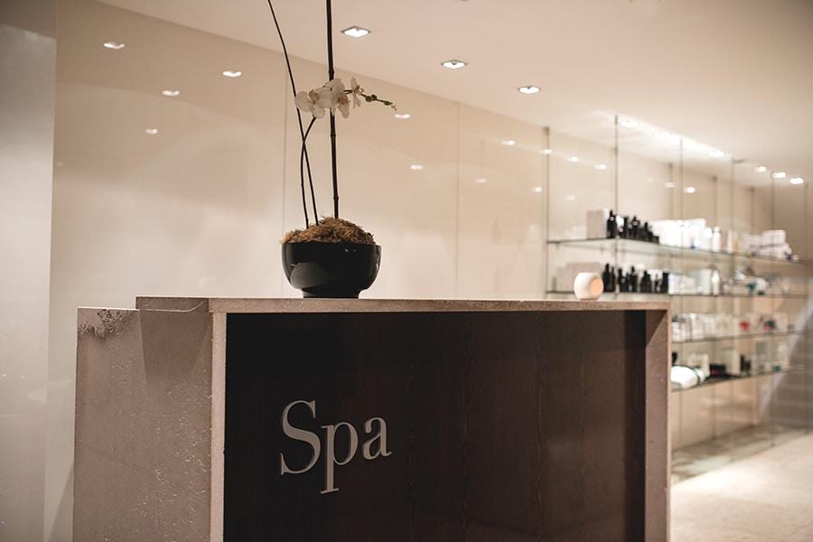 the lyall spa at the lyall hotel