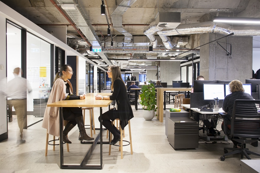 melbourne space co flexible workspace