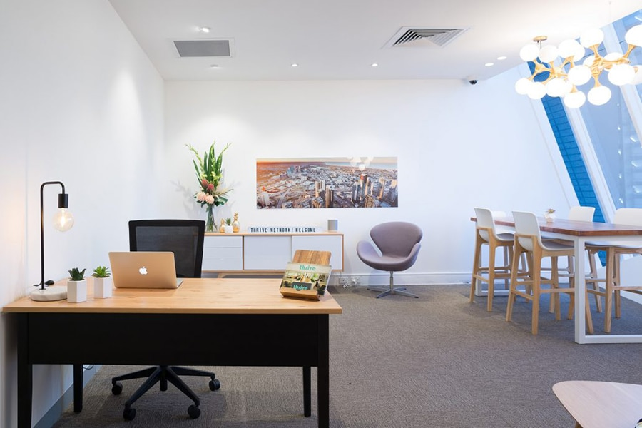 melbourne thrive network meeting rooms