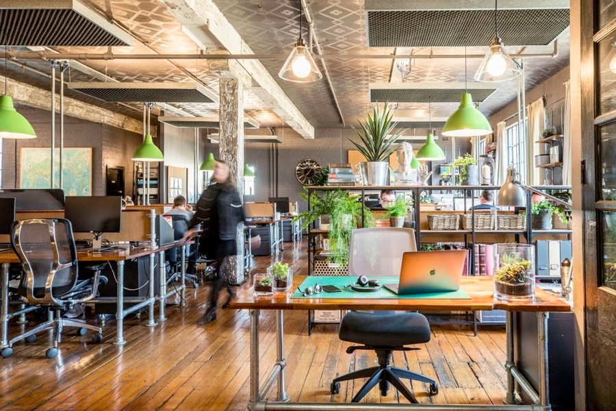 Your Desk office space