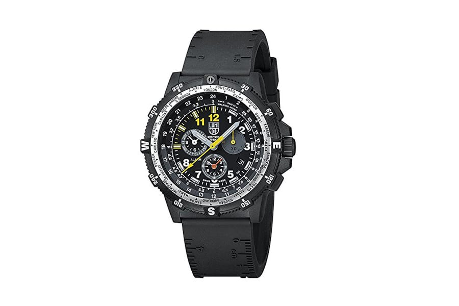 luminox 8841 km set recon iii chronograph