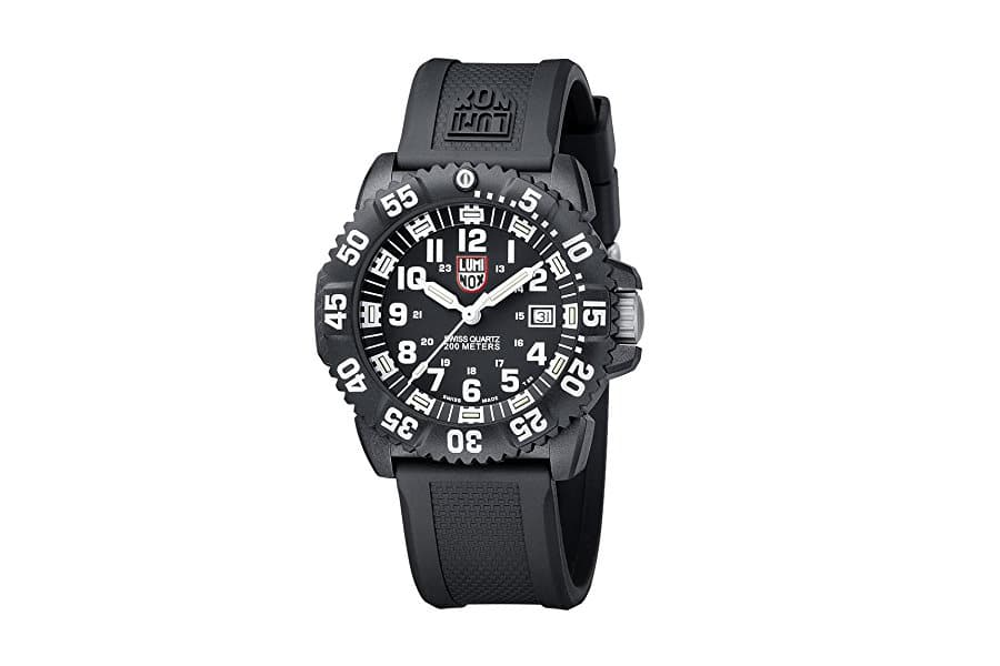 luminox EVO navy seal tactical