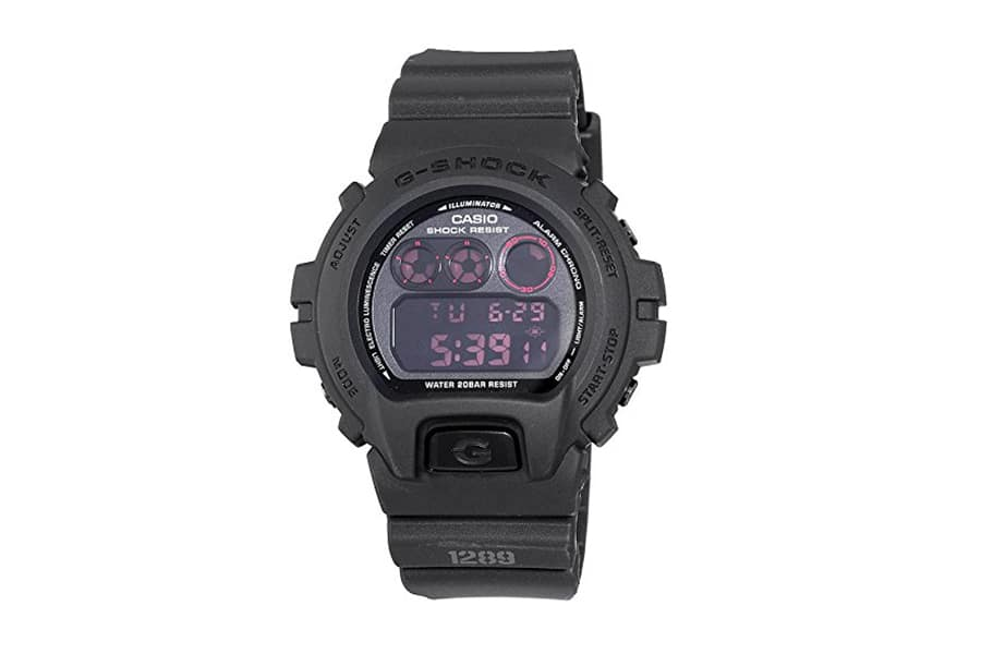 casio g shock 6900 high end military