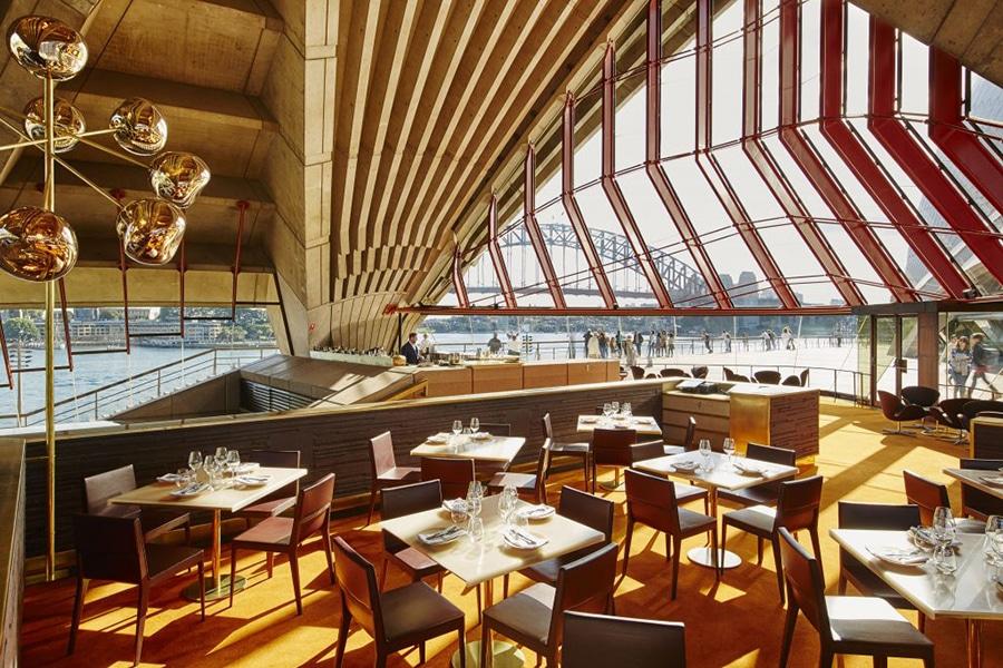 bennelong restaurant sydney opera house