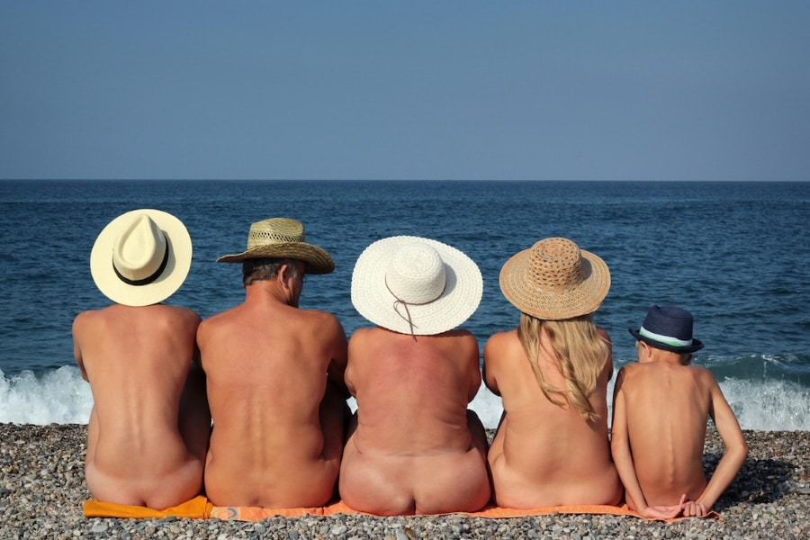 best nude beaches in melbourne