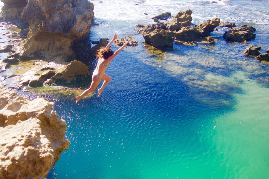 5 Best Cliff Jumping Spots In Melbourne