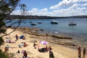nude beaches in sydney