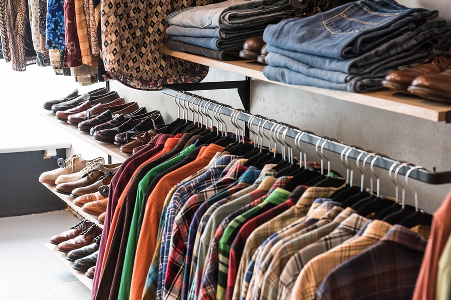 Located in the heart of Melbourne's CBD, Henry Bucks is the prime destination for brands like Boglioli, Canali and Richard James. This place has everything you could ever want in a store – formal and casual shirts, suits, jackets, coats, knitwear, and even tailored trousers.