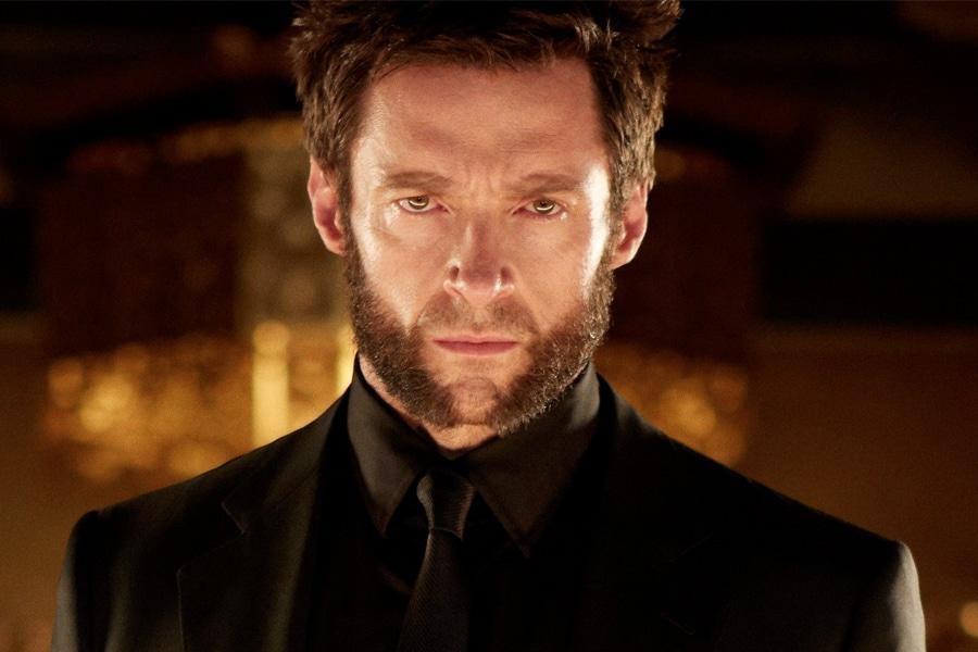 Sideburn beard style (The Wolverine)