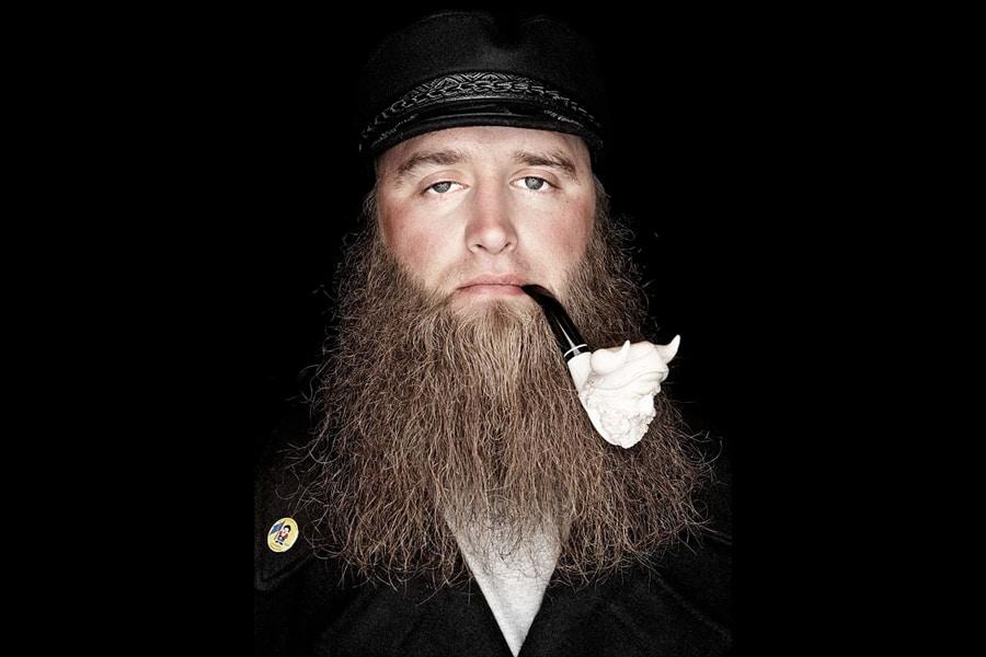 Whaler beard (The Shenandoah)