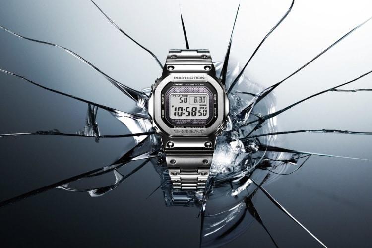 casio g-shock new design watch