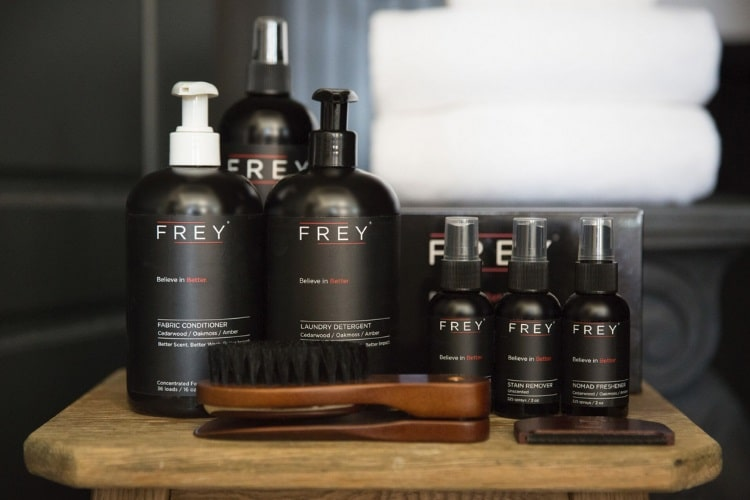 97 out of 100 customers prefer Frey's fragrance