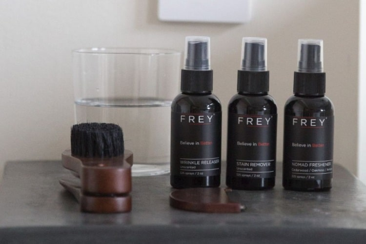frey laundry products for men
