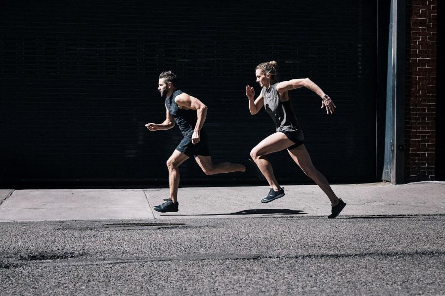 men are running wear of york