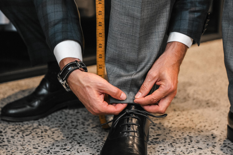 fold system sydney best custom pant