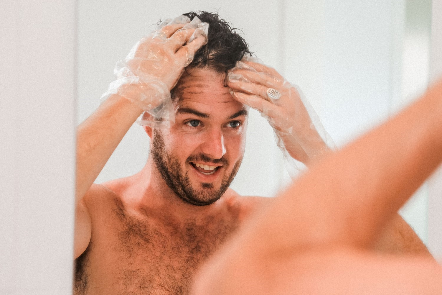 hair colour use with hair for men