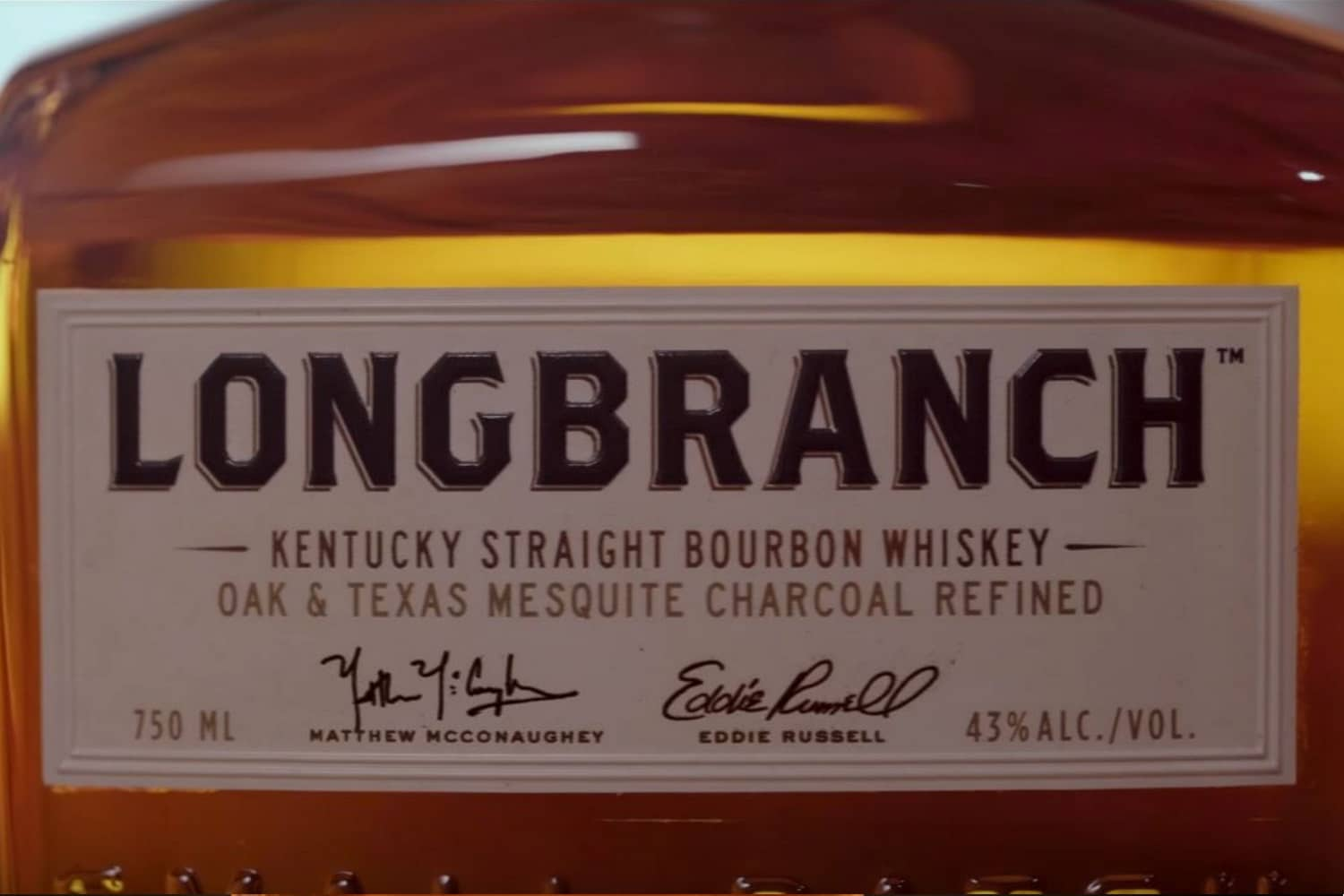 longbranch whisky front view