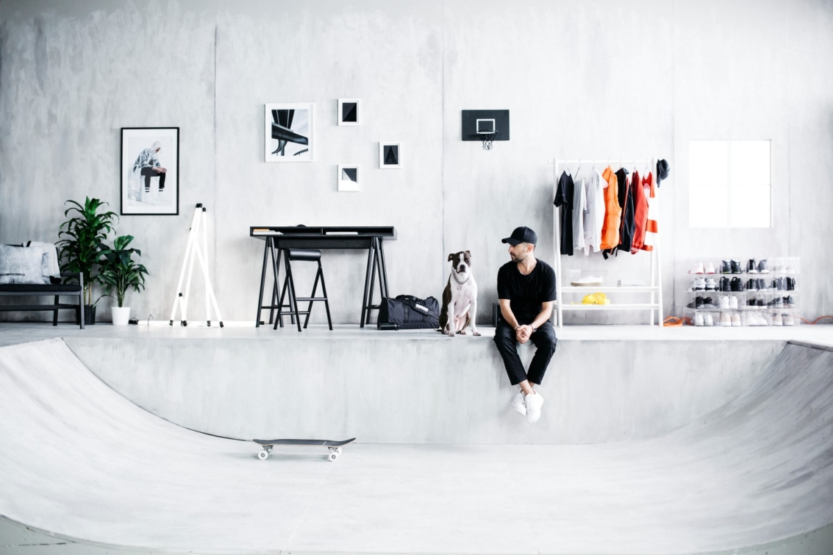 ikea spanst collection every guy dream space