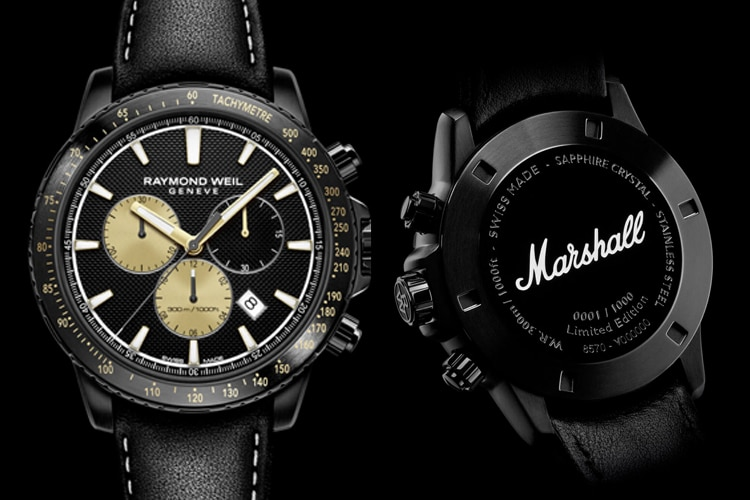 raymond weil marshall amplification limited edition tango