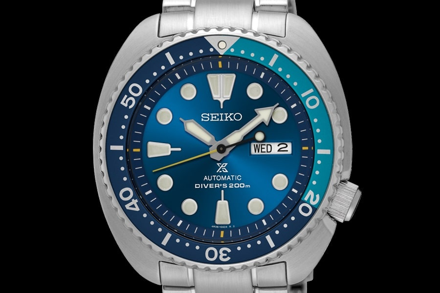seiko watch water resistance
