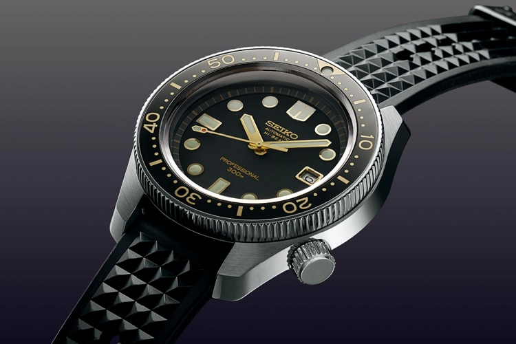 seiko 1968 automatic diver re creation limited edition