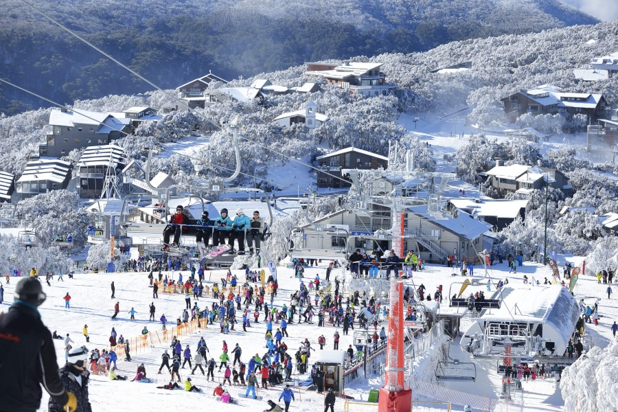 australian ski fields and resorts