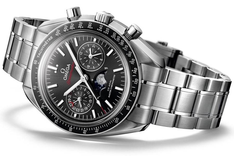 omega moonphase co axial master chronometer chronograph