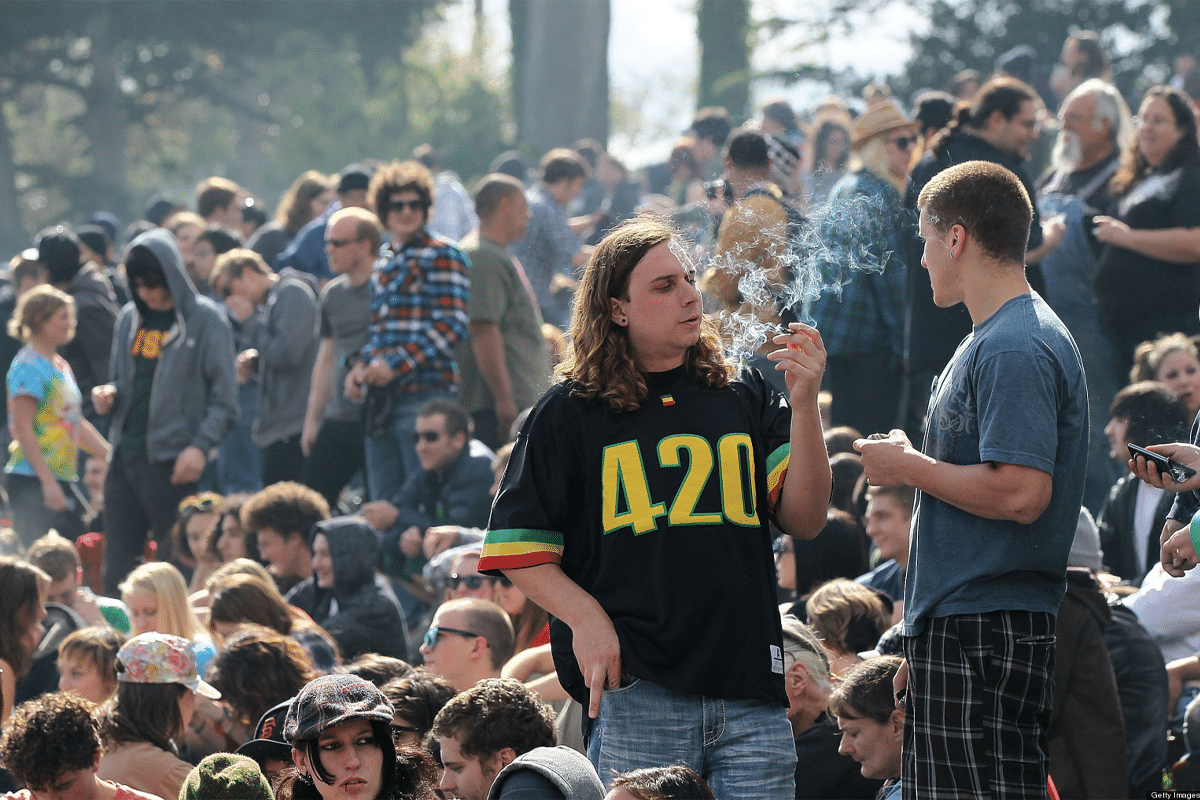 The history of 420 3