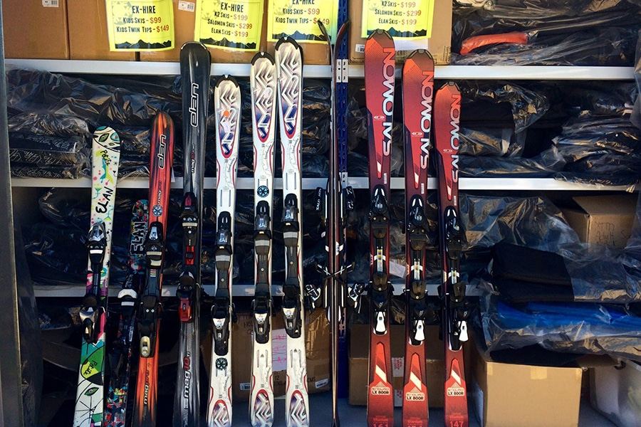 snowbound sports is a specialty retailer