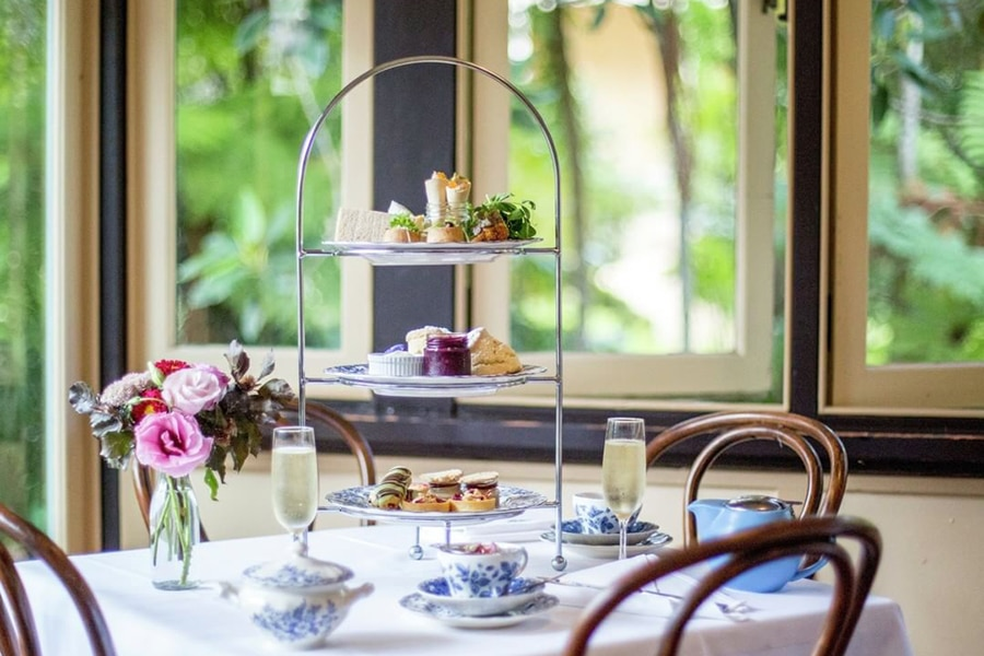 vaucluse house high tea