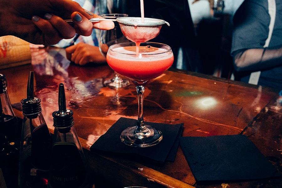 melbourne bar bartronica drinks