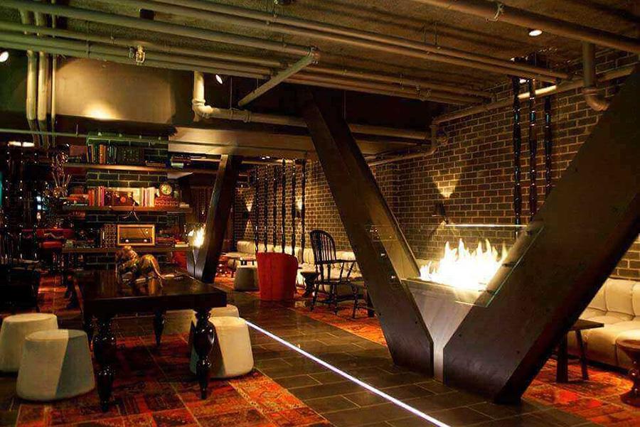 melbourne the den interior