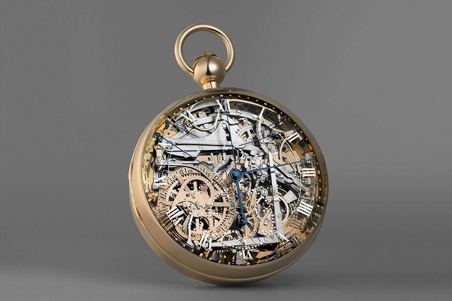 breguet marie antoinette grande complication pocket watch