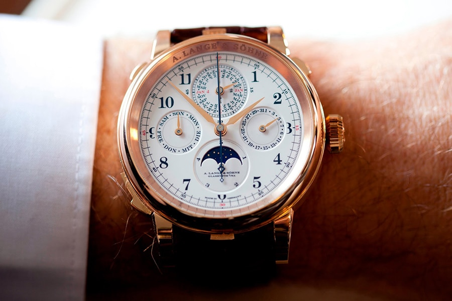 lange and söhne grand complication