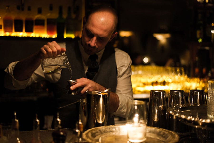 The Everleigh Bartender Cocktail