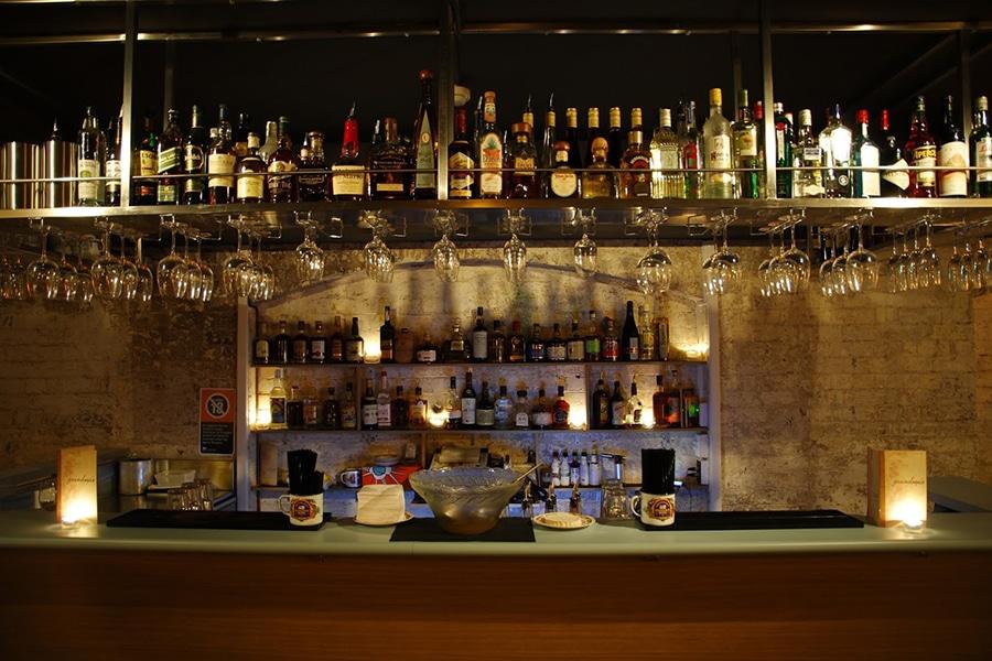 grandmas bar view